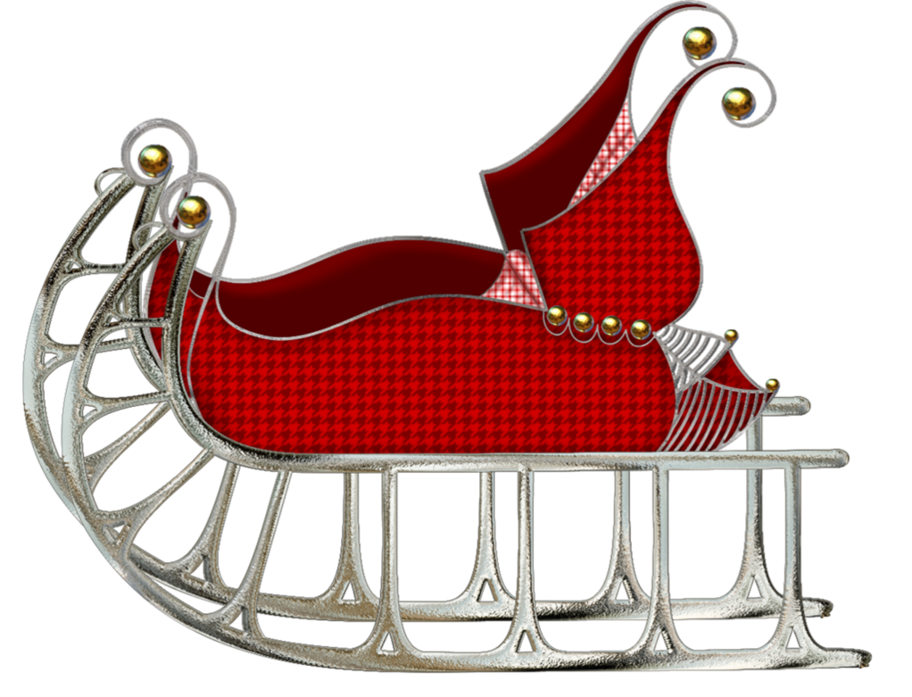 Sleigh clipart sled. By roula on deviantart