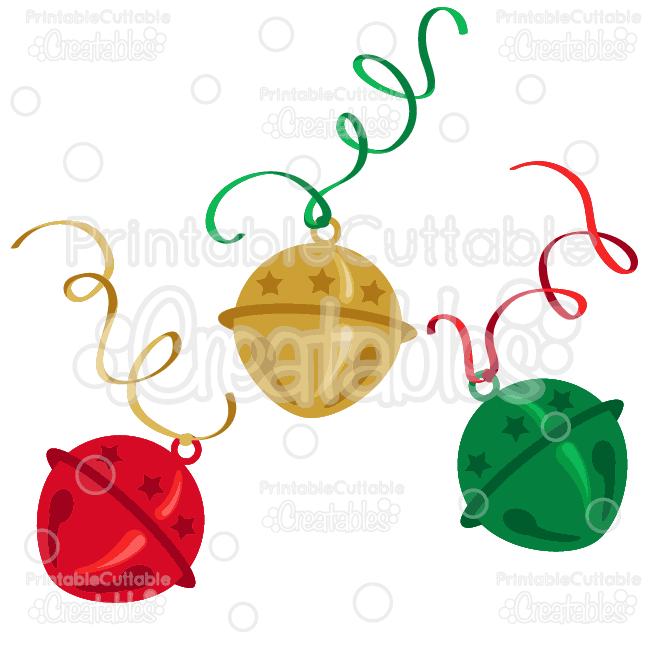 Sleigh clipart sleigh bell. Christmas bells svg cutting