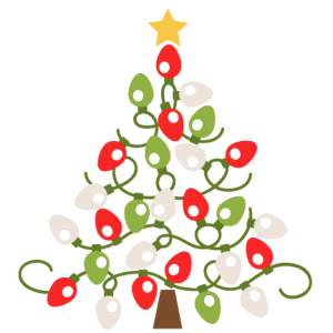 Sleigh clipart tree lighting. Transparent png free download