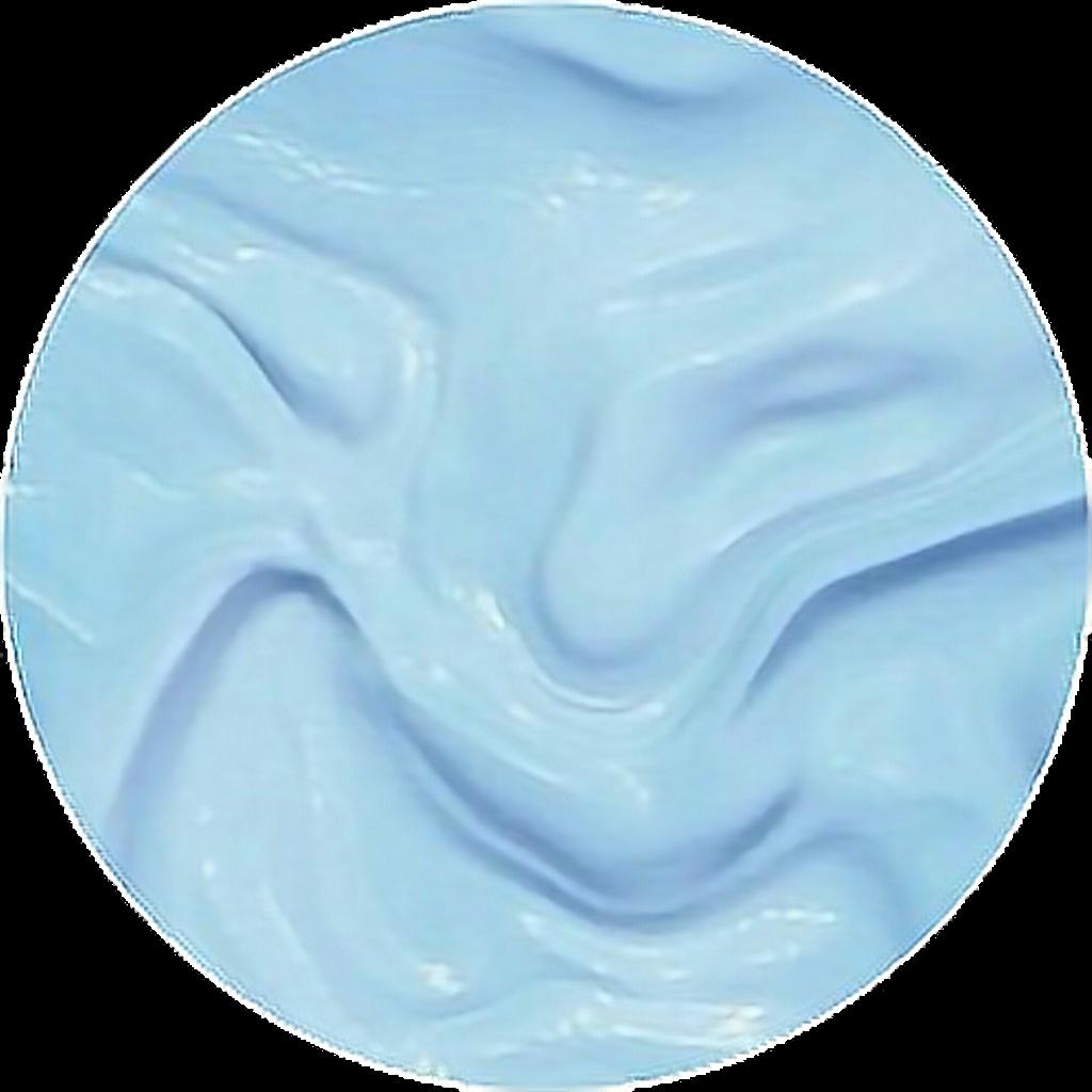 Slime blue slime