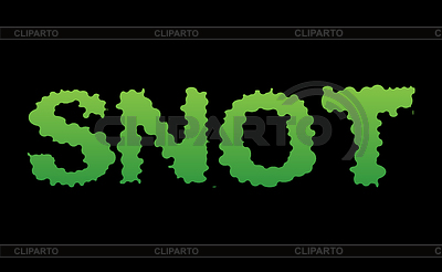 Slime clipart snot. Stock photos and vektor