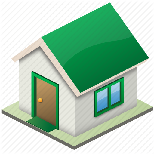 Large home icons by. Small house png