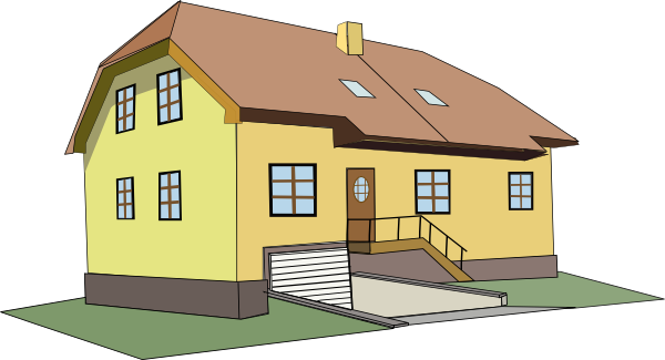 Small house png. Clip art at clker