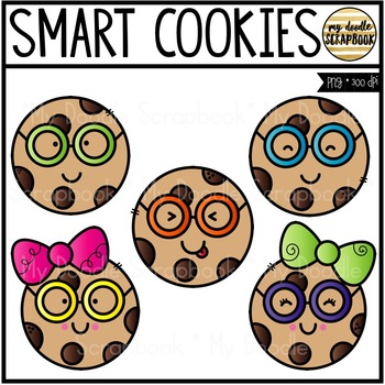 Cookies clip art for. Smart clipart