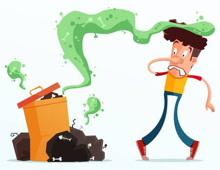 Stinky Smell Clipart