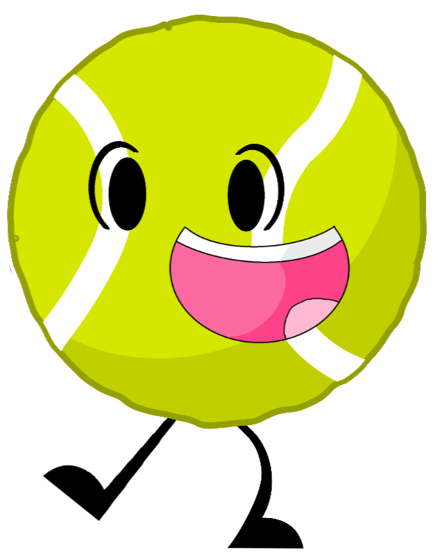 Smiley clipart ball. Image tennis air png