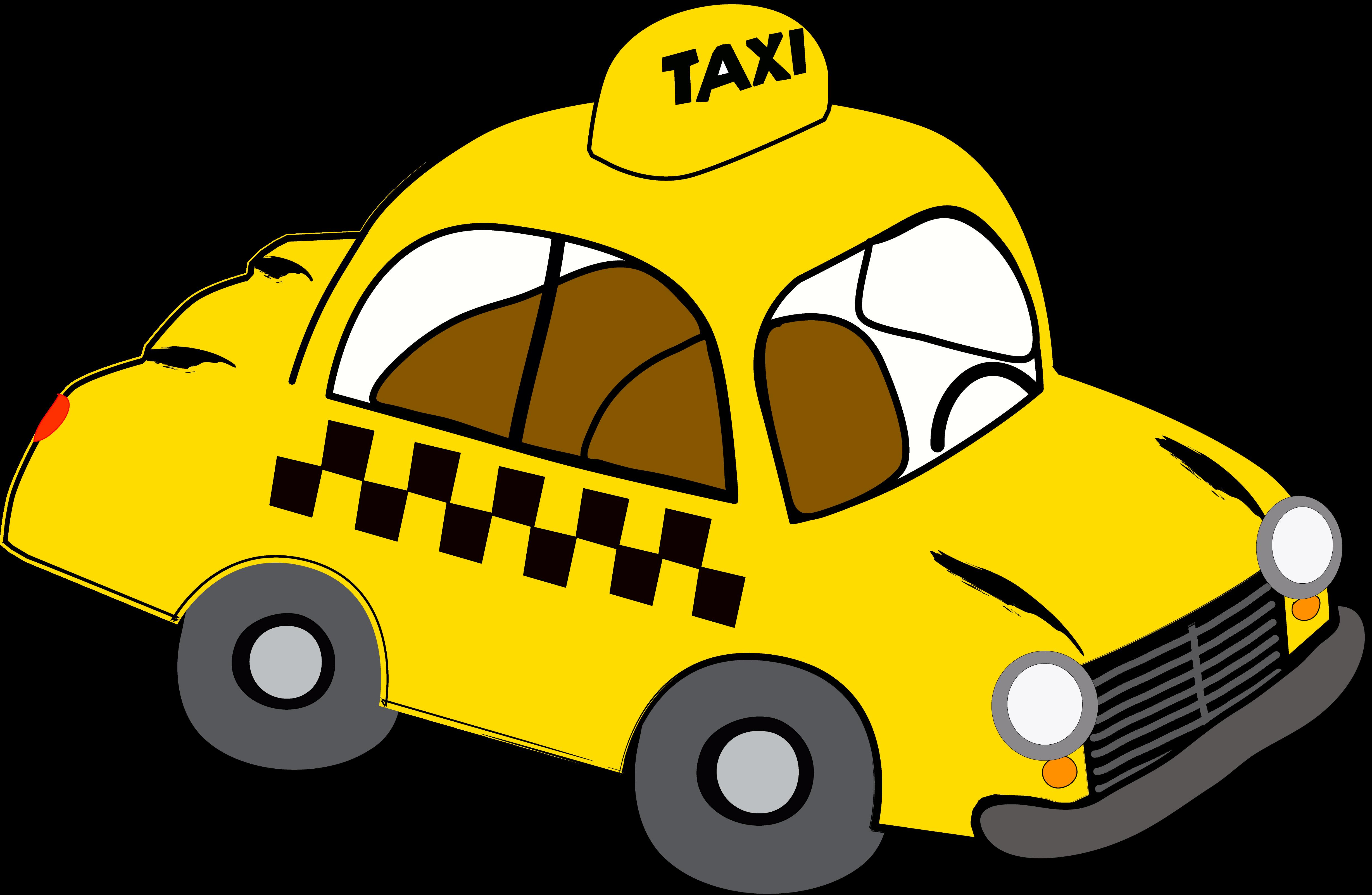Smiley clipart car. Taxi yellow cab stock