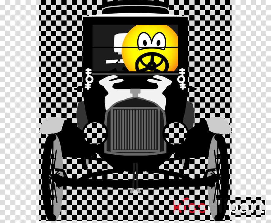 Smiley clipart car. Emoji black and white
