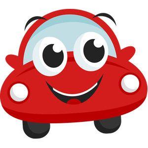 Happy boy onesie cute. Smiley clipart car