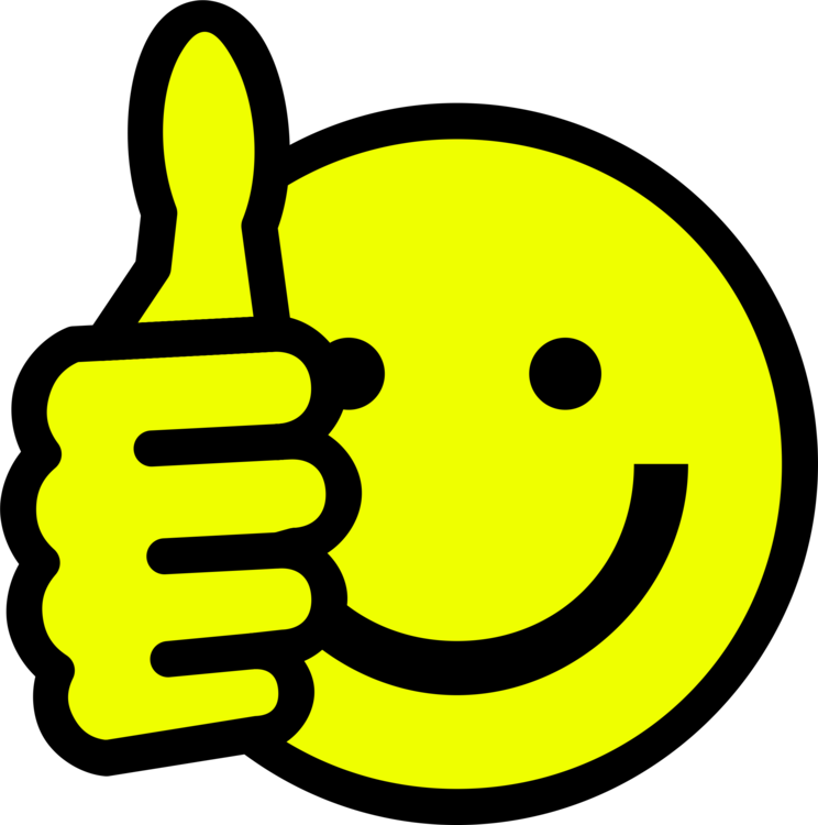 Thumb clipart pro. Signal smiley presentation computer