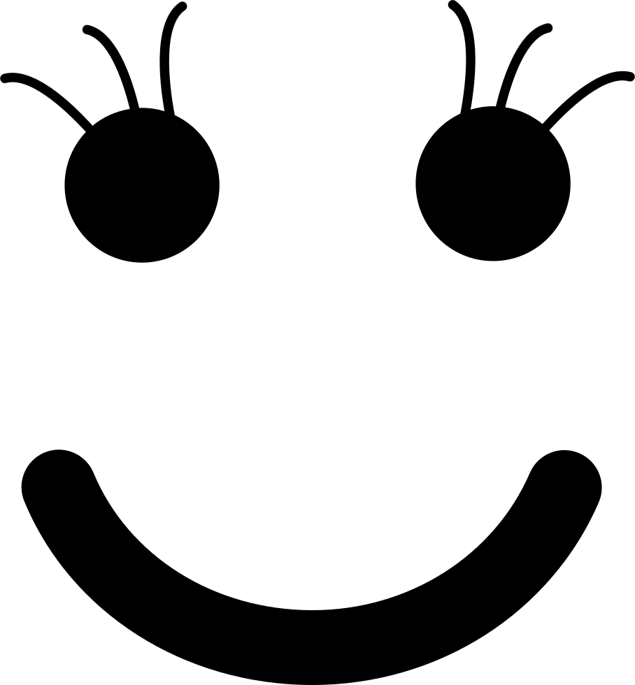 Square clipart smiley. Of face shape svg