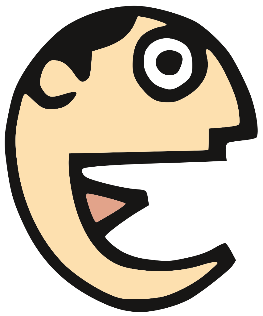 Talk clipart mouth. File face svg wikimedia