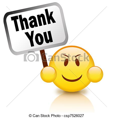 Thank you smiley animated. Thanks clipart emoticon