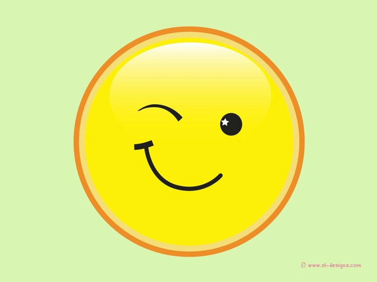 Face free download best. Smiley clipart winking