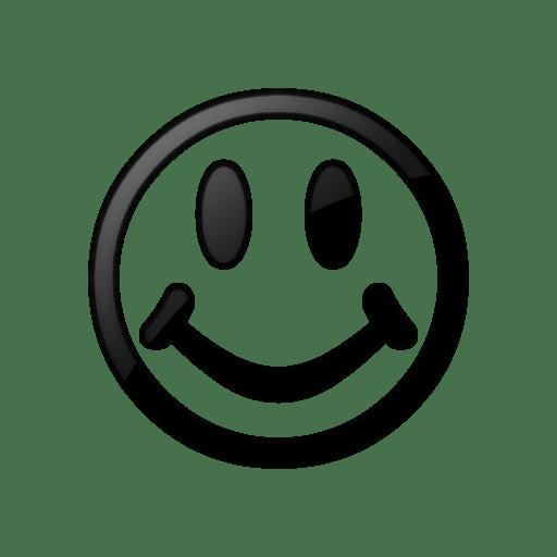 smiley clipart symbol