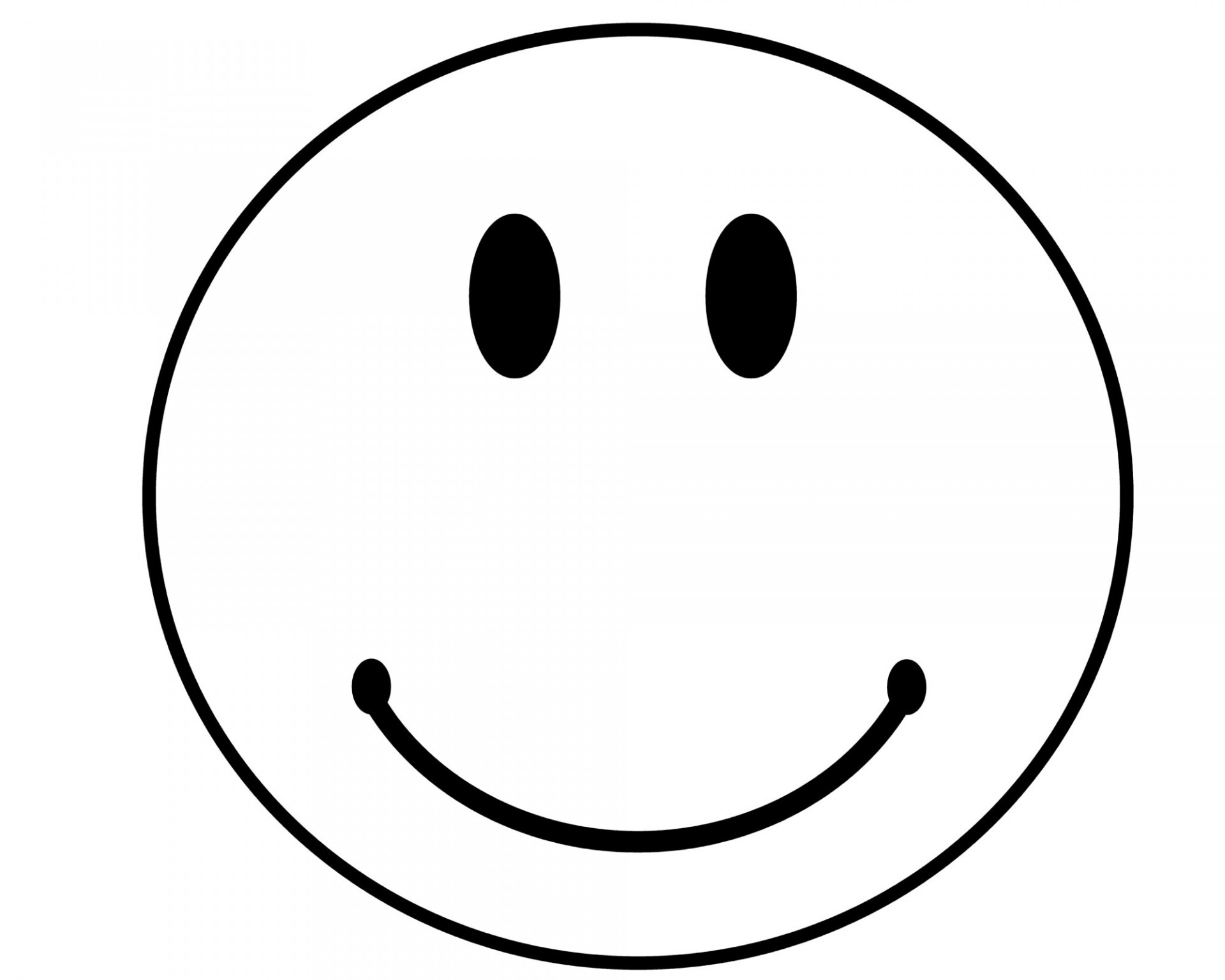 Free stock photo public. Smiley face clip art