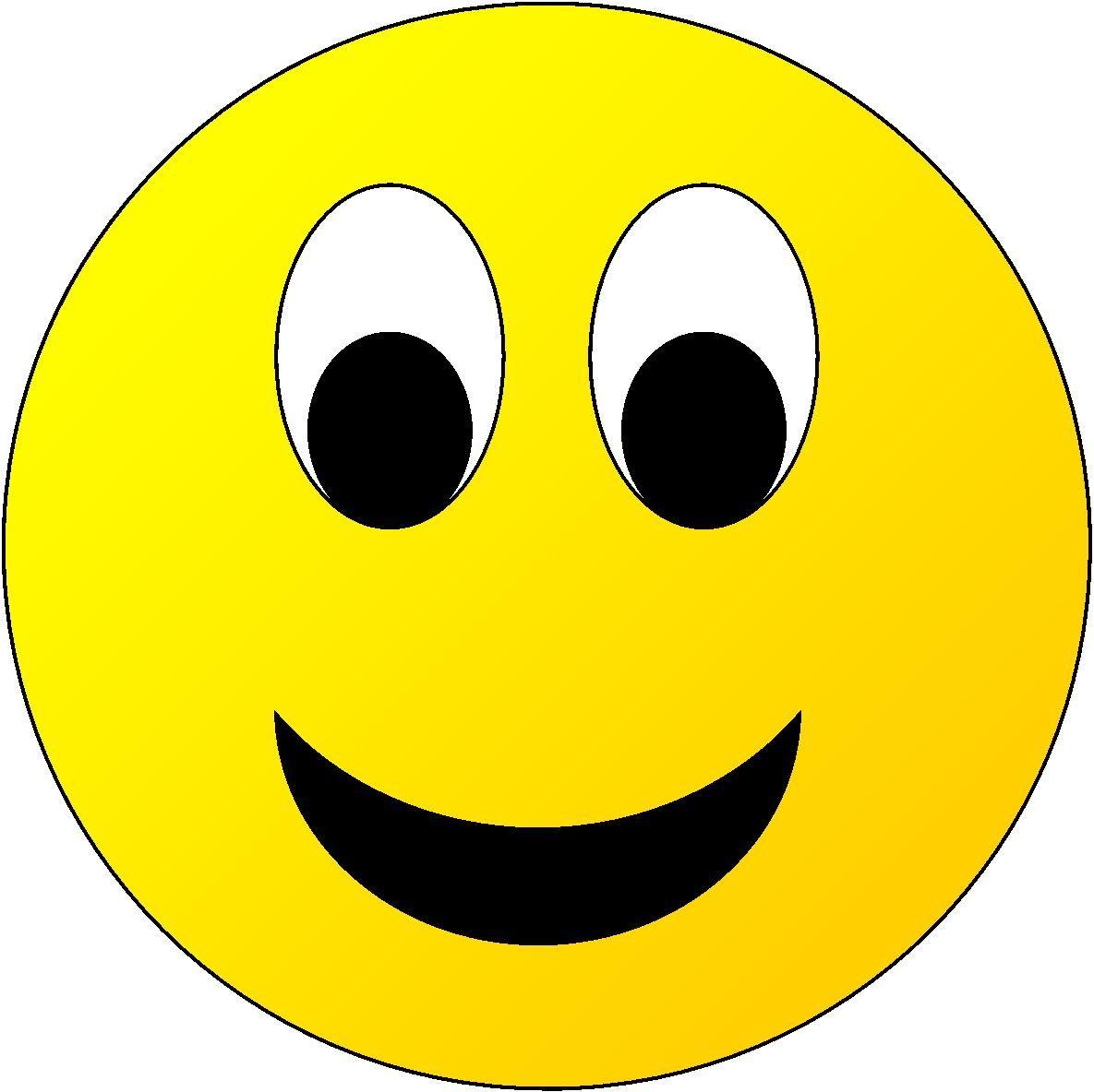 Smiley clipart symbol. Happy face star panda