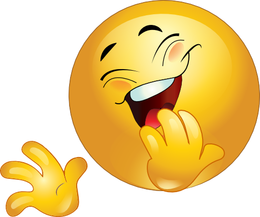 Laughing clipart laughingsmileyfaceclipartclipartlaughingsmileyemoticond. Smiley face clip art emoticon