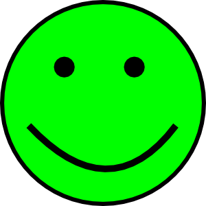Smiley face clip art emoticon. Emotions clipart panda free
