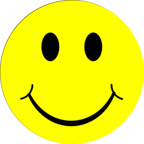 smiley face clip art happy