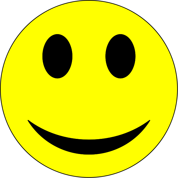 Smiley face clip art professional. Transparent background azieser smileyface