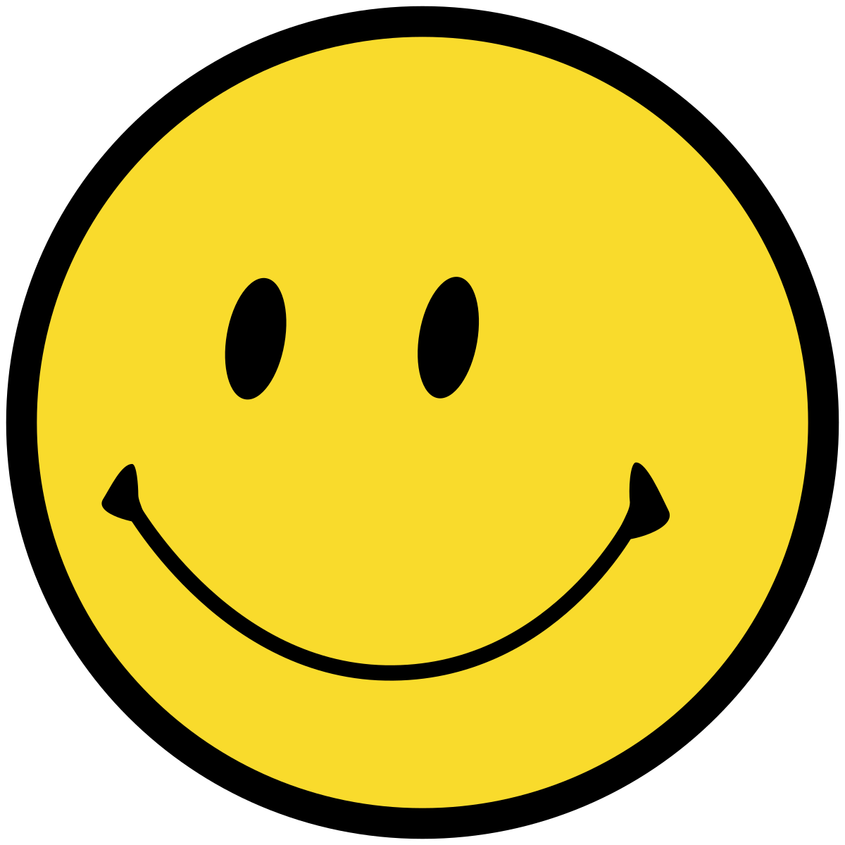 Wikipedia . Smiley face clip art thank you