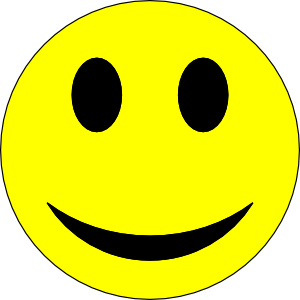 Clipart panda free images. Smiley face clip art winking