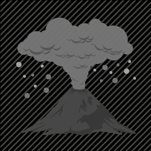 Smoke cartoon png. Cloud disaster blaster by