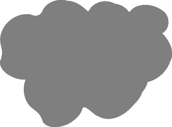 Grey clip art at. Smoke clipart png