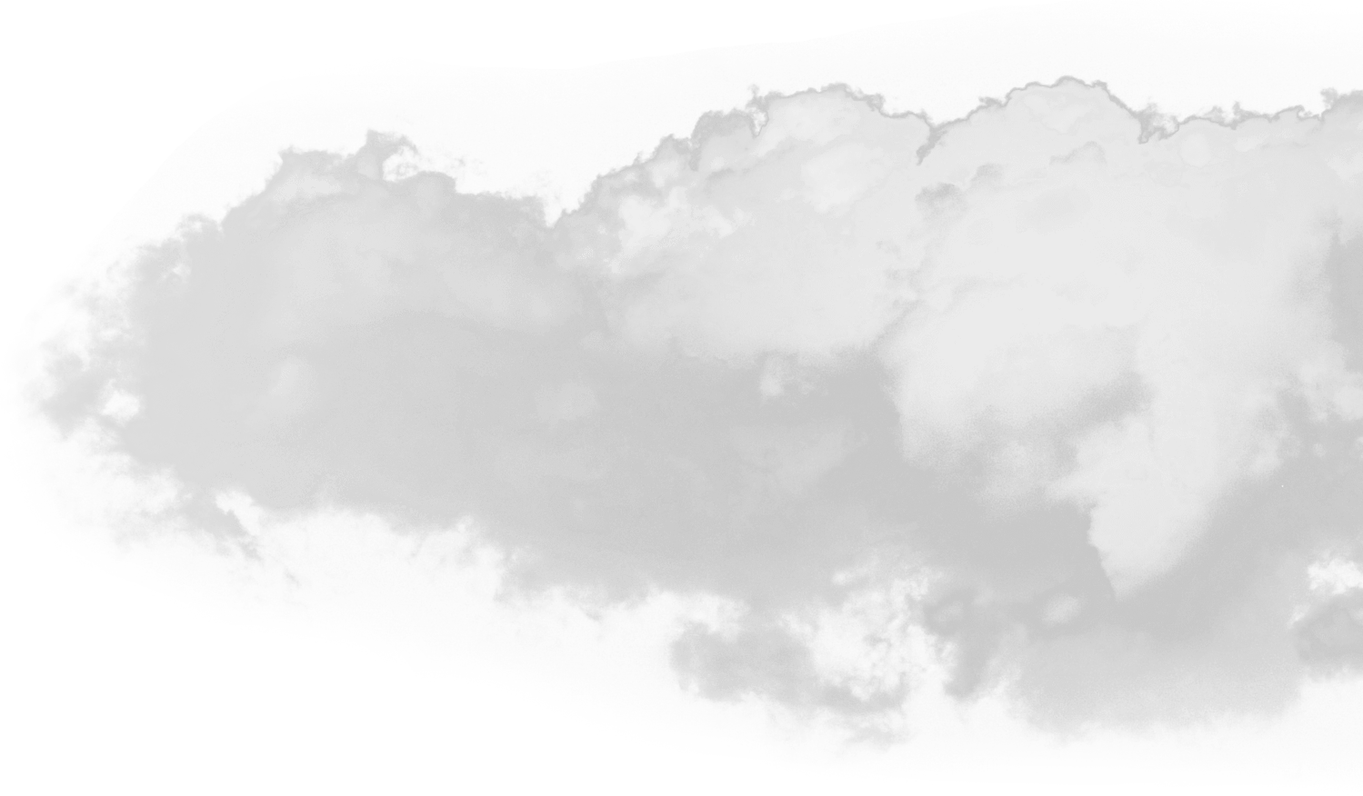 Index of products clouds. Smoke cloud png