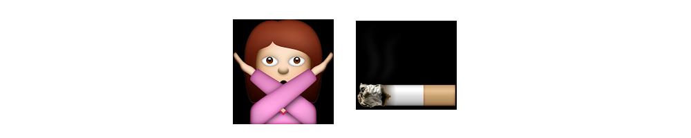 No smoking meanings stories. Smoke emoji png