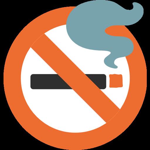 Smoke emoji png. No smoking symbol for