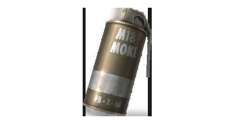 Image bfhl m battlefield. Smoke grenade png