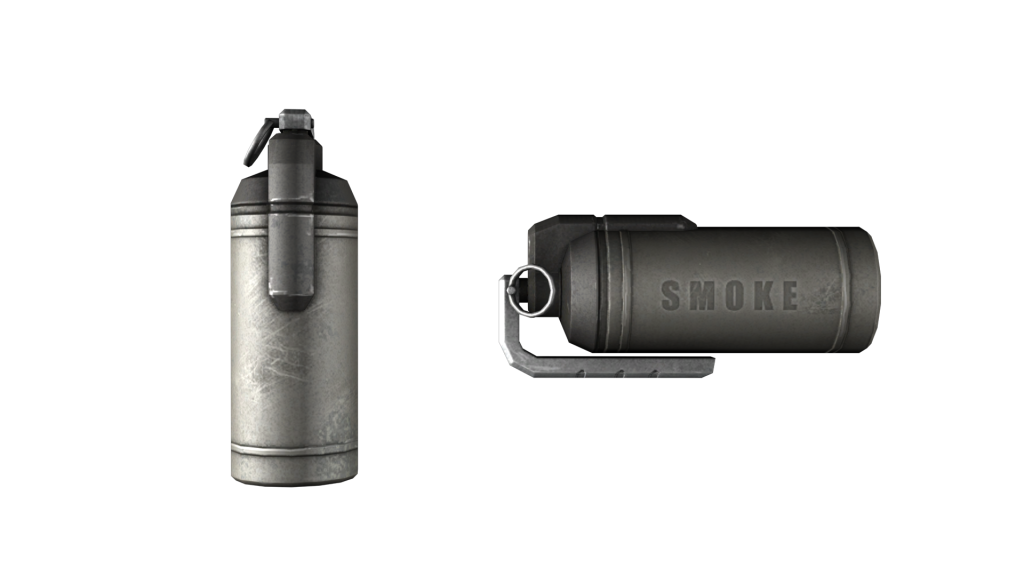 Line of defense tactics. Smoke grenade png