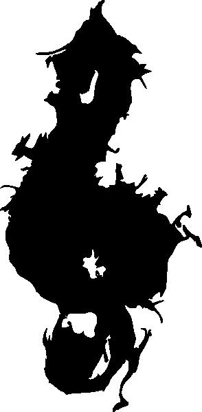 Smoke silhouette png. Treble clef clip art