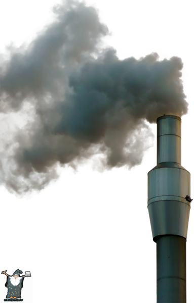 Smoke stack png. Psd official psds