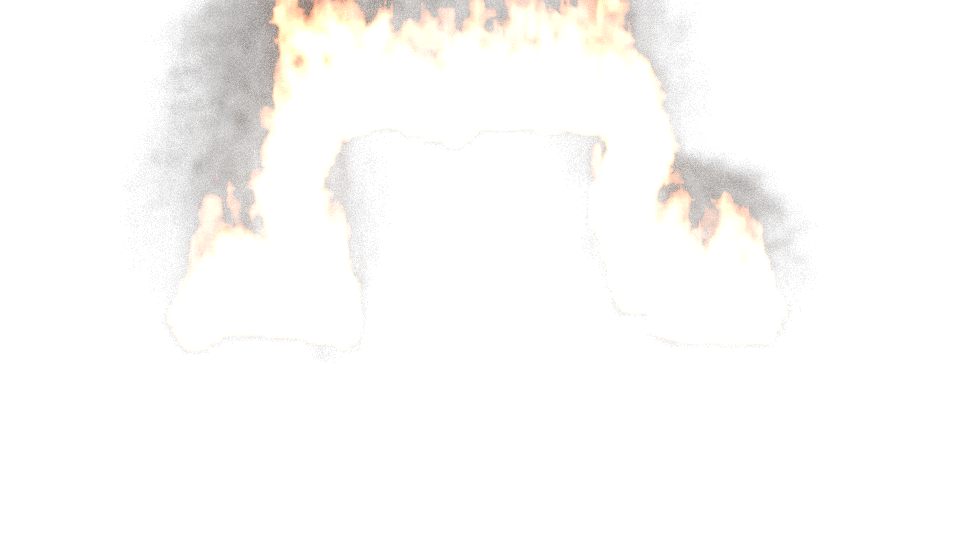 Smoke transparent png. Cycles fire wispy and