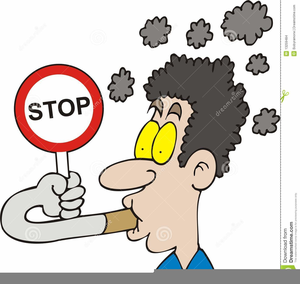 Smoking clipart. Free quit images at