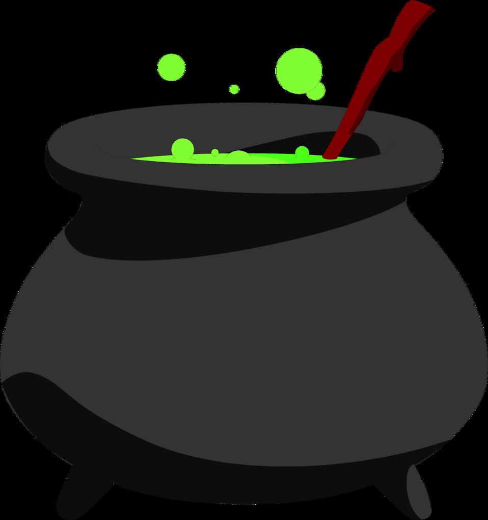 Cauldron free stock photo. Spooky clipart transparent tumblr