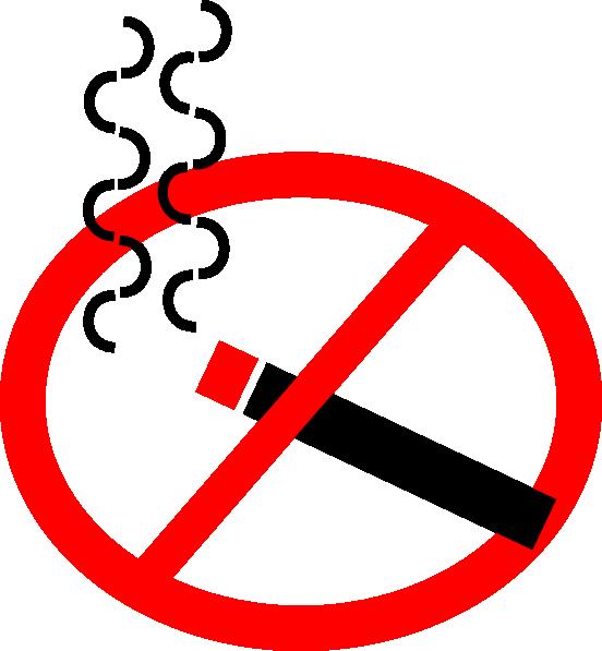 No Smoking Clip Art at Clker