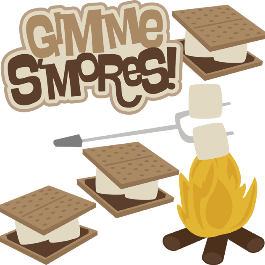 Smores Clipart fall clipart hatenylo