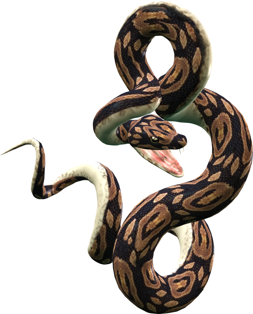 Snake clipart boa constrictor. Sticker by blade aks