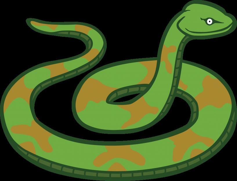 Free jokingart com . Snake clipart family