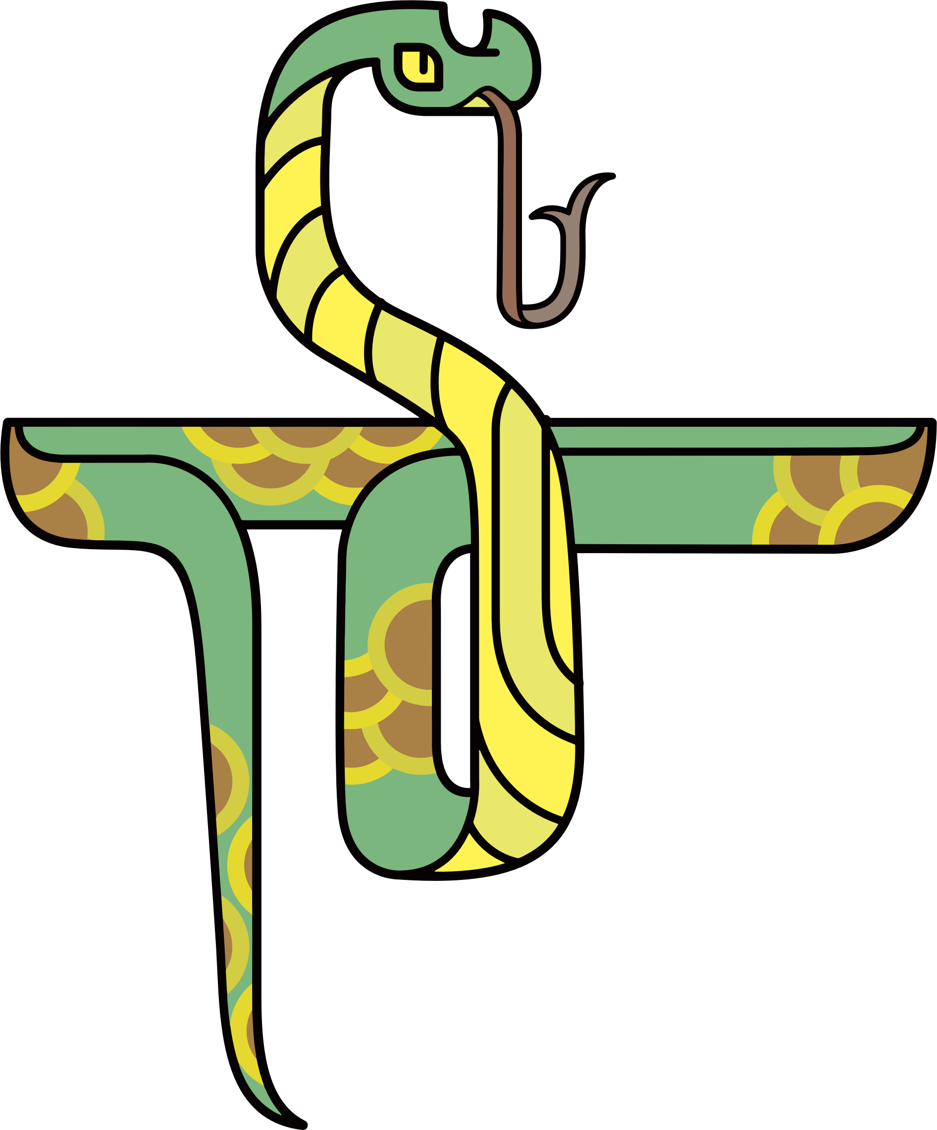 Snakes cliparts shop of. Snake clipart serpent