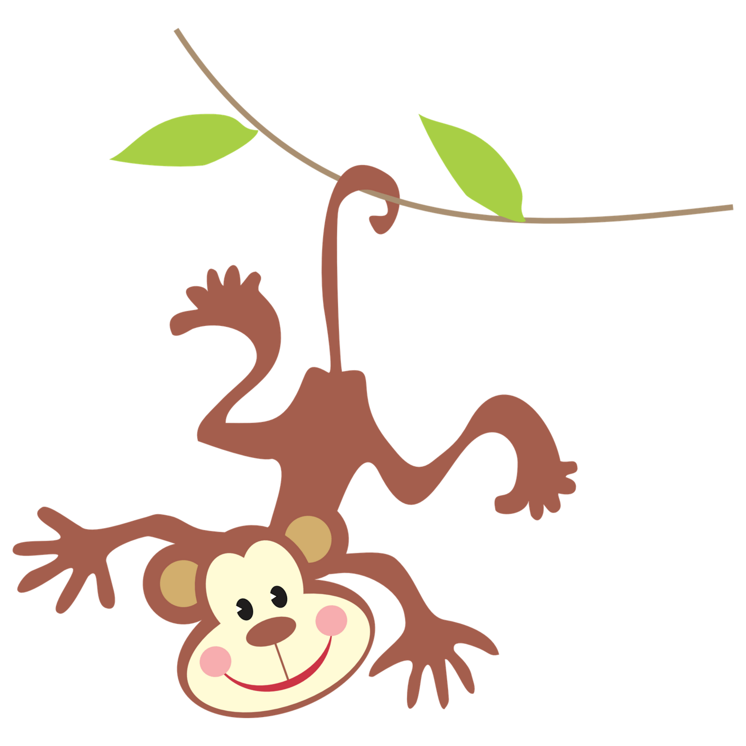 Snake clipart stretchy. Chunky monkey cliparts zone