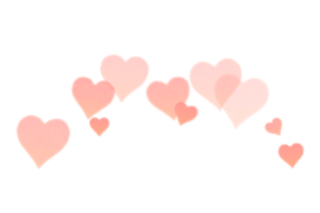 Snapchat hearts png. Emoji pink k pictures