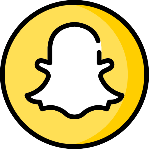 Snapchat icon png. Free social media icons