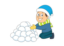 Snowball clipart. Search results for snowballs