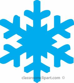 Background clip art free. Snowflake clipart