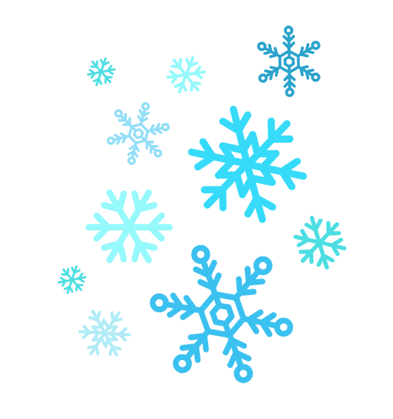 Free to use public. Snowflake clipart